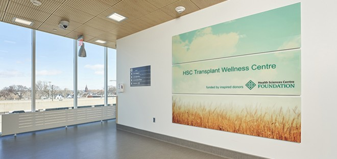 Welcome to the Transplant Wellness Centre